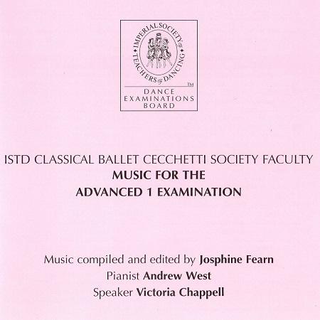 画像1: Cecchetti Music for the Advanced ...