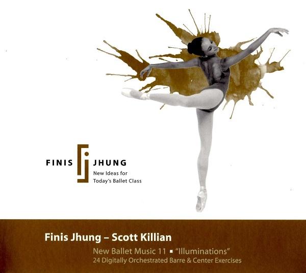 "New Ballet Music 11 ""Illuminations"" レッスンCD"