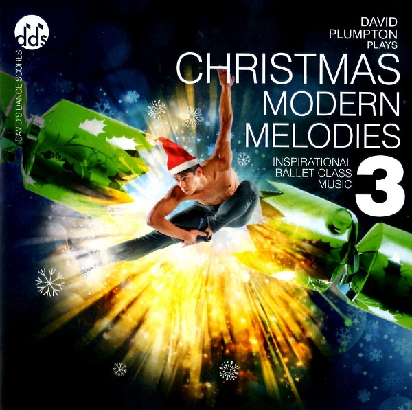 Christmas Modern Melodies 3 レッスンCD