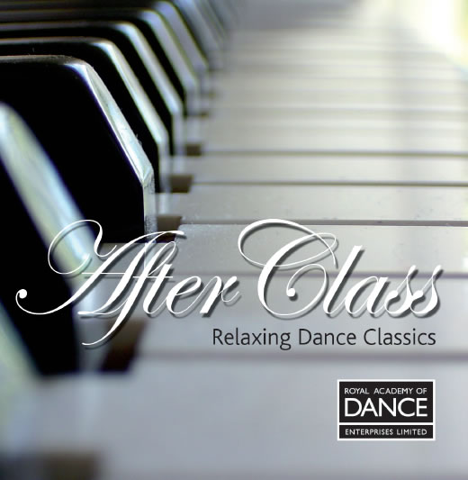 After Class Relaxing Dance Classics レッスンCD