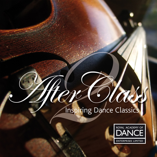 After Class 2 Inspiring Dance Classics レッスンCD