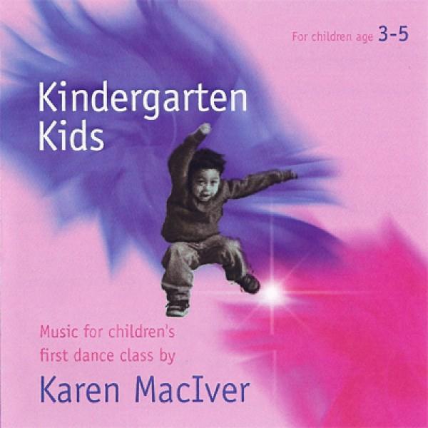 Kindergarten Kids レッスンCD