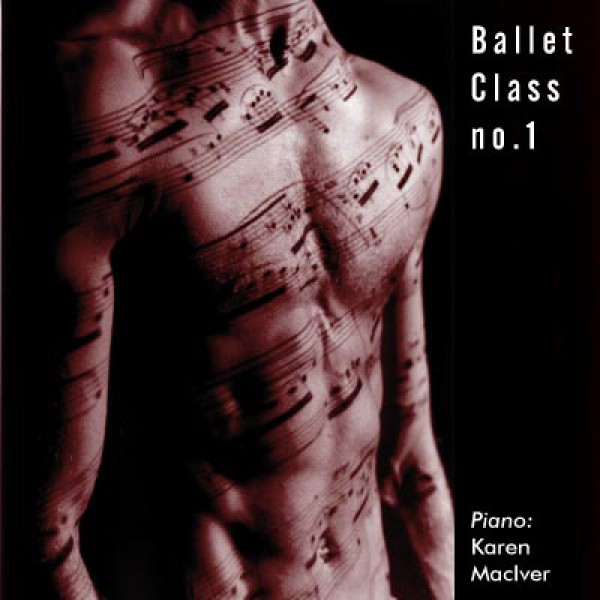 Ballet Class No.1 レッスンCD
