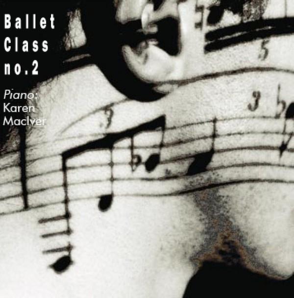 Ballet Class No.2 レッスンCD