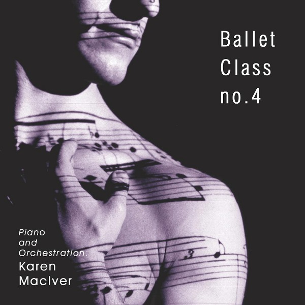 Ballet Class No.4 レッスンCD