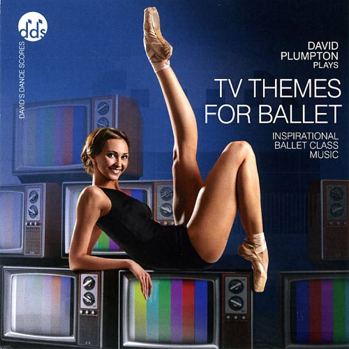 TV Themes For Ballet レッスンCD