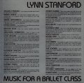 Music for a Ballet Class レッスンCD