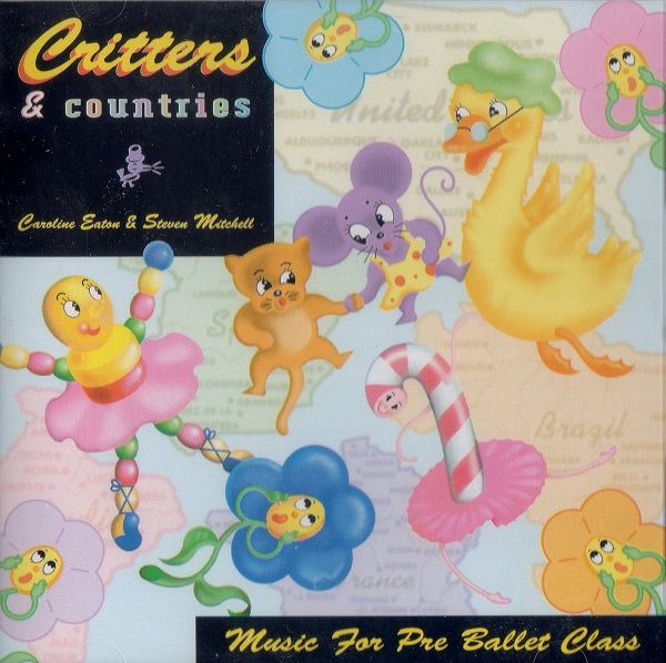 Critters & Countries レッスンCD
