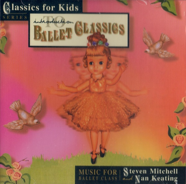 Introduction to Ballet Classics レッスンCD