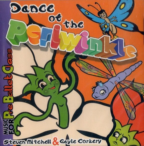 Dance of the Periwinkle レッスンCD