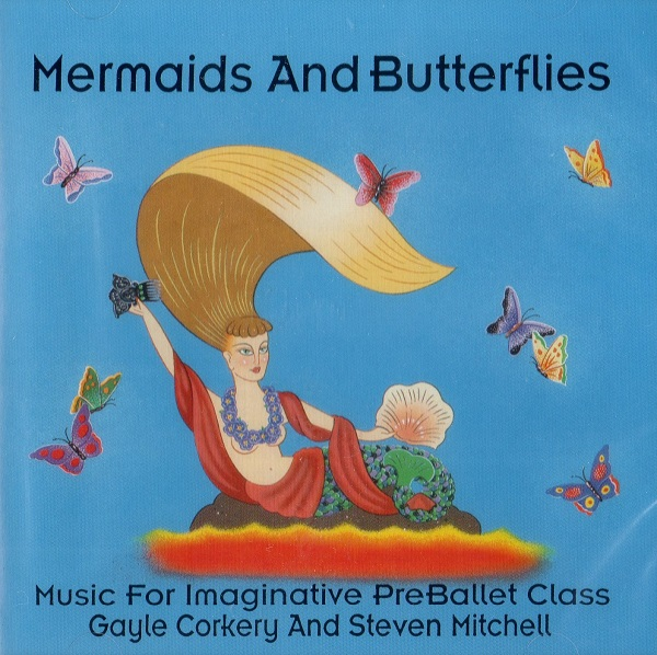 Mermaids and Butterflies レッスンCD