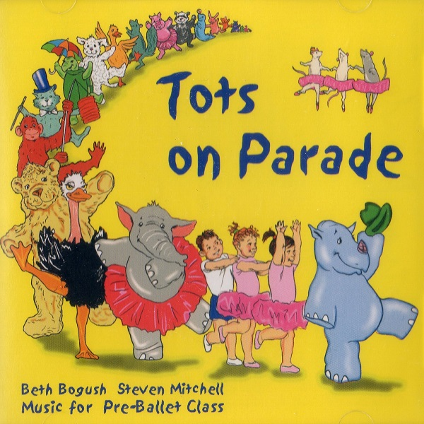 Tots on Parade レッスンCD