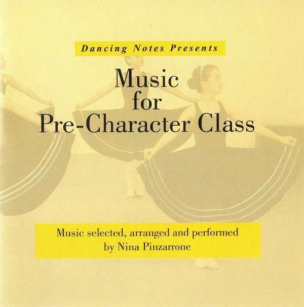 Music for Pre-Character Class レッスンCD