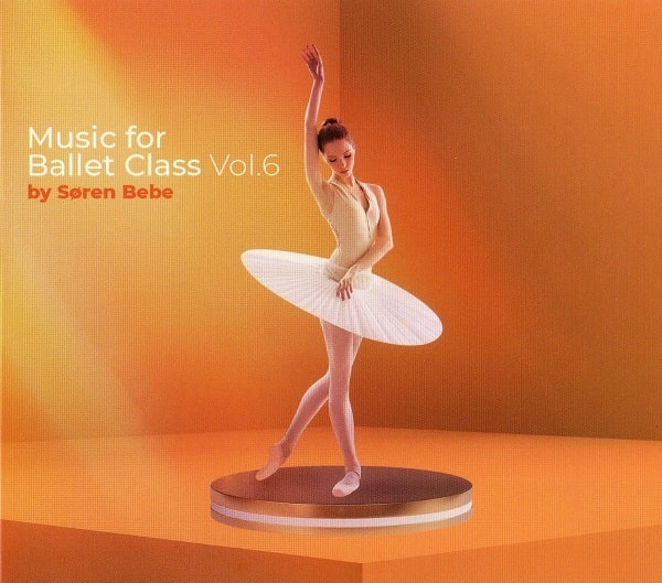 Music for Ballet Class Vol.6 レッスンCD