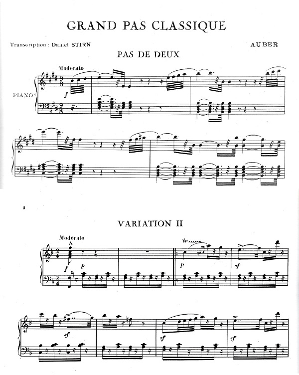 クラシック ピアノ 楽譜
